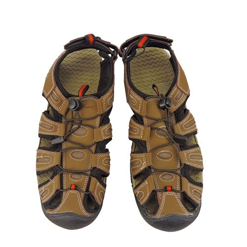 c686f818696 Eddie Bauer Men's Hiking Boot Everett Chestnut/ Brown, Size 11